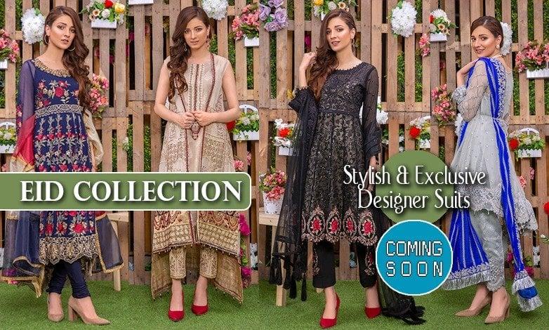 2565ee2919b Eid Collection Coming soon sarees ...