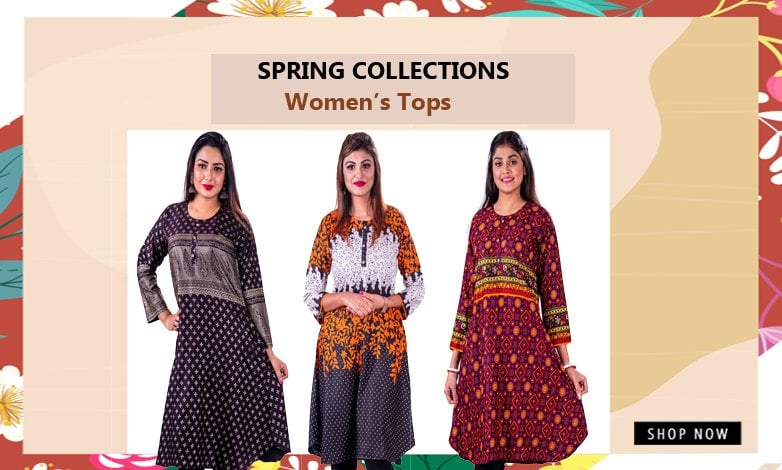 Kurti/Tops Collections