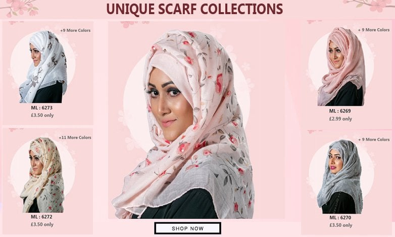 SCARVES COLLECTIONS