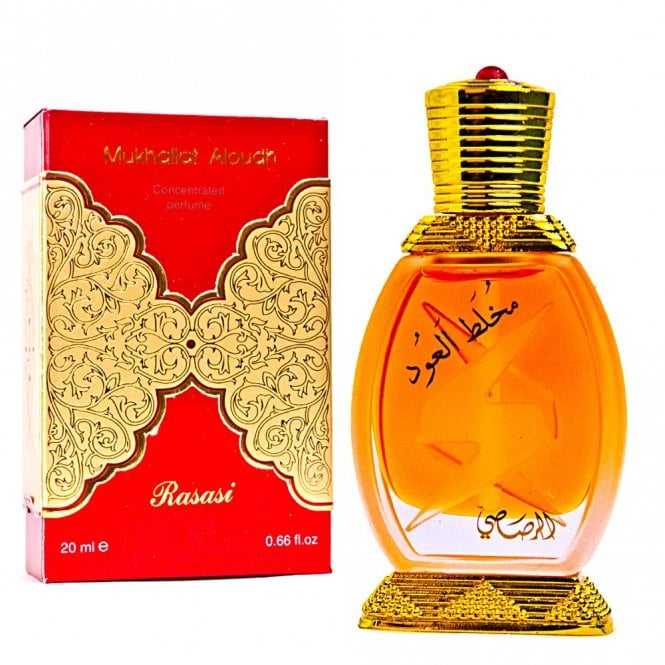 Attar: MLP 020 MUKHALLAT ALOUDH FOR WOMEN
