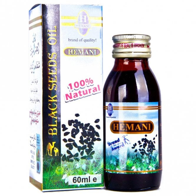 Health:: MLP 058 HEMANI BLACK SEED OIL 60ML