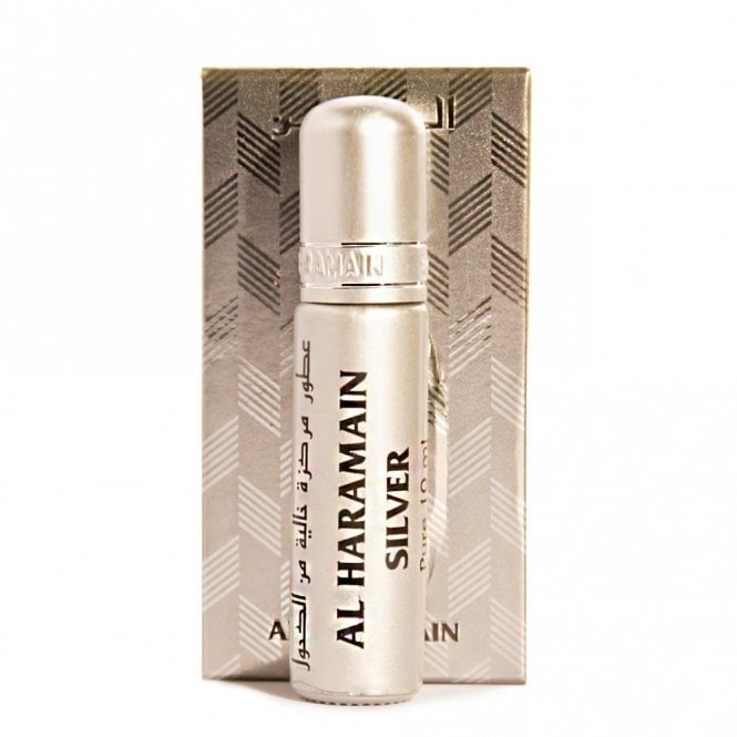 Attar: ML 0118 AL Haramain-Silver