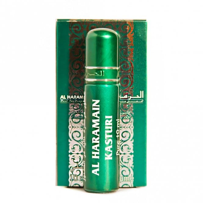 Attar: ML 0121 AL Haramain-Kasturi