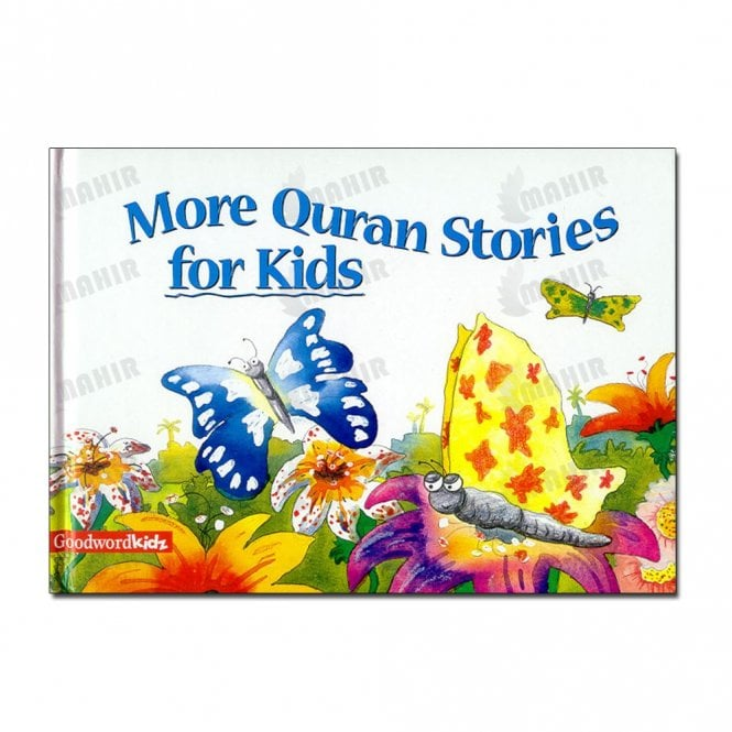 More Quran Stories For Kids[MLB 83]