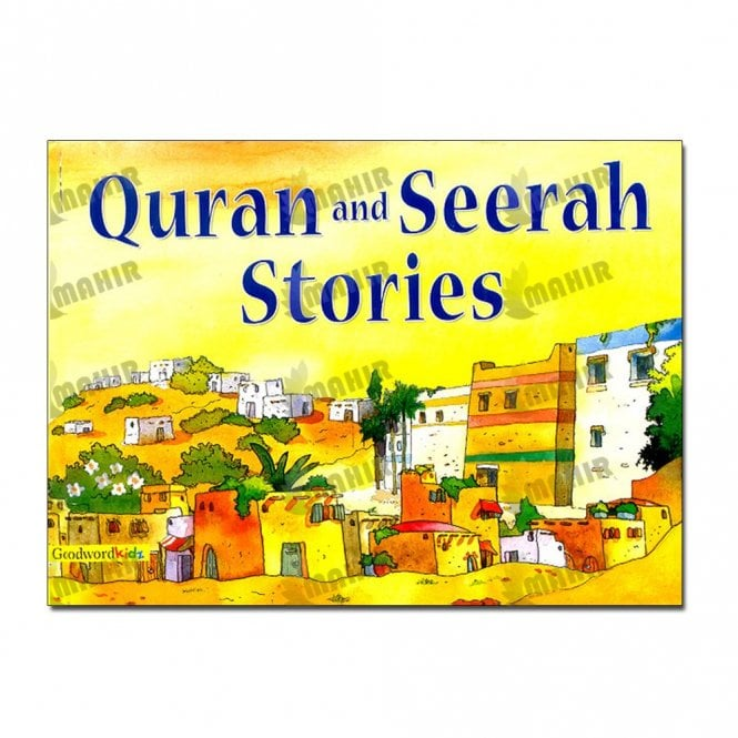 Kid's story book: Quran and Seerah Stories[MLB 81]