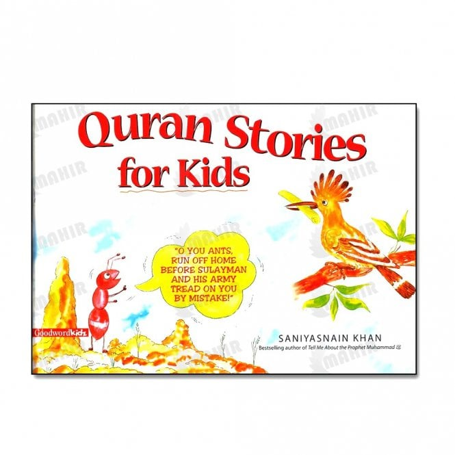 Kid's story book: Quran Stories for Kids[MLB 82]