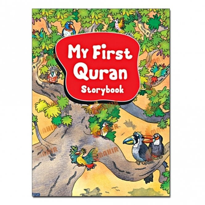 Kid's story book: My First Quran Storybook[MLB 815]