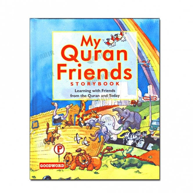 Kid's story book: My Quran Friends Storybook[MLB 813]