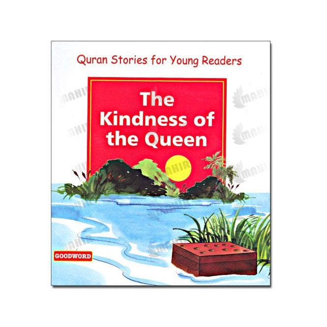 Kid's story book: The Kindness of the Queen (Paperback)[MLB 8141]