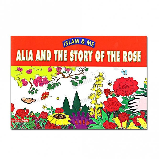 Kid's story book: Alia and the Story of the Rose[MLB 876]
