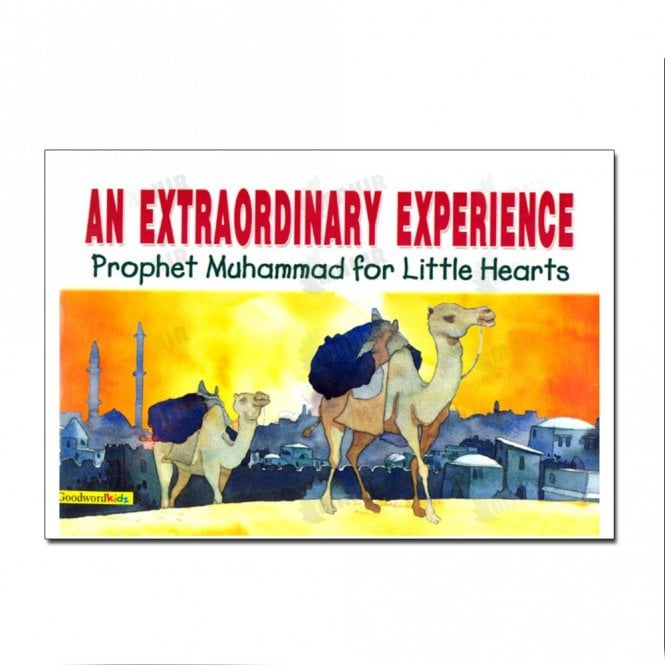Kid's story book: An Extraordinary Experience[MLB 888]
