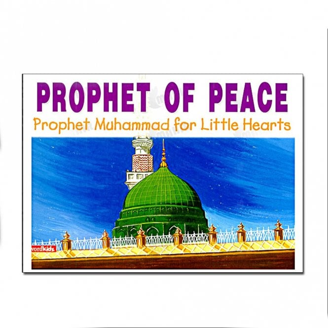 Kid's story book: Prophet of Peace[MLB 873]