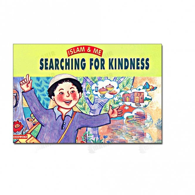 Kid's story book: Searching for Kindness[MLB 843]