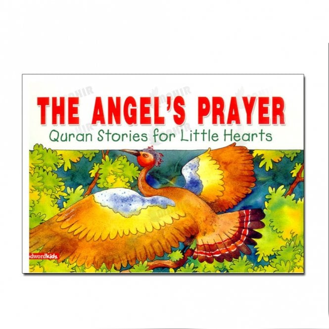 Kid's story book: The Angel's Prayer[MLB 882]