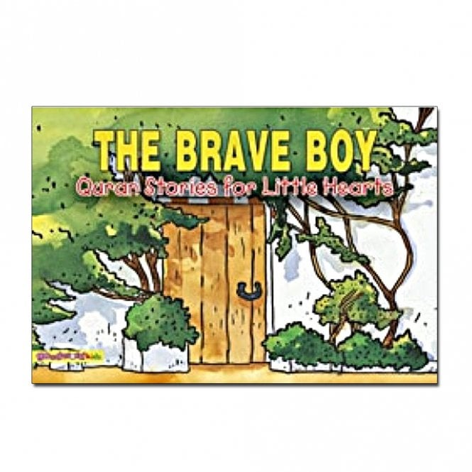Kid's story book: The Brave Boy[MLB 841]