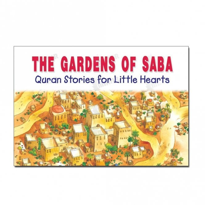 Kid's story book: The Gardens of Saba[MLB 864]
