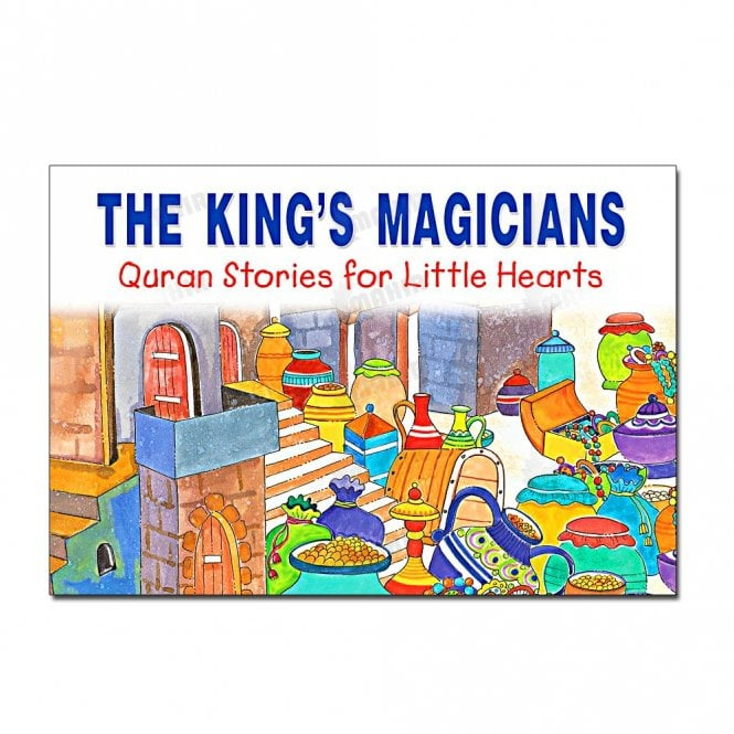 Kid's story book: The King's Magicians[MLB 880]