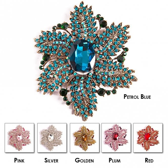Big Size Broach ML 0149