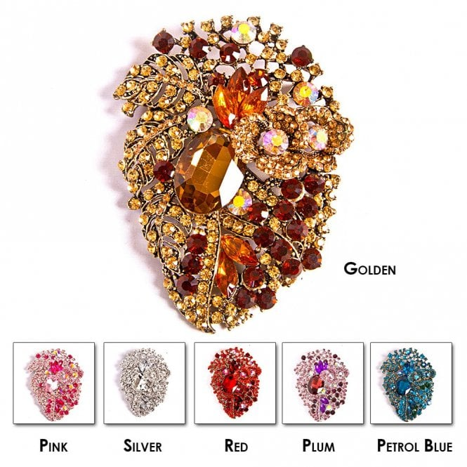 Big Size Broach ML 0151