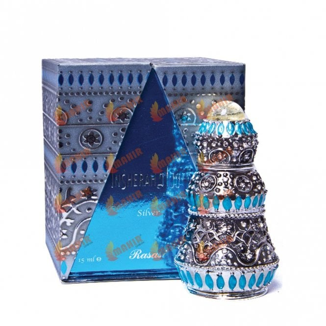Attar: ML 0191 Insherah Silver by Rasasi
