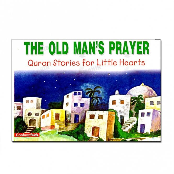 Kids Story Book The Old Man's Prayer[MLB 869]