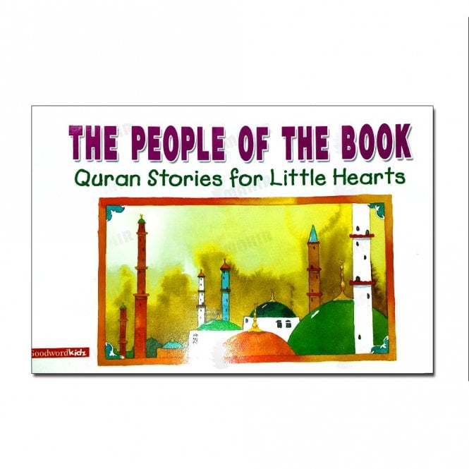 Kids Story Book The People of the Book[MLB 839]