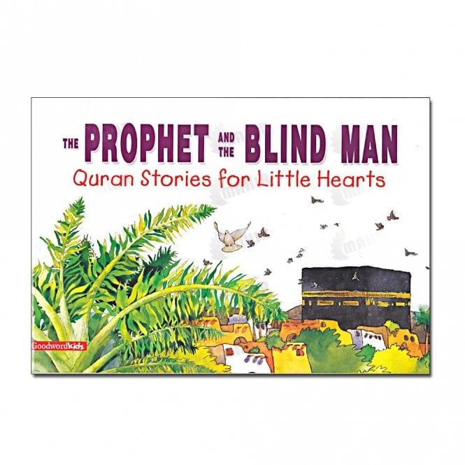 Kids Story Book The Prophet and the Blind Man[MLB 883]