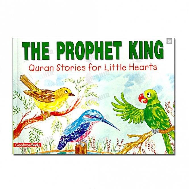 Kids Story Book The Prophet King[MLB 878]
