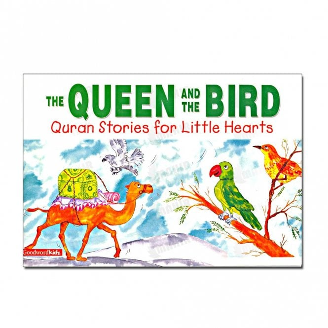 Kids Story Book The Queen and the Bird[MLB 835]