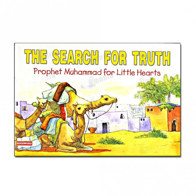 Kids Story Book The Search for Truth[MLB 857]