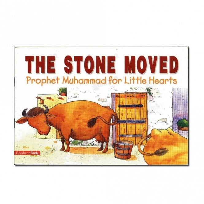 Kids Story Book The Stone Moved[MLB 832]