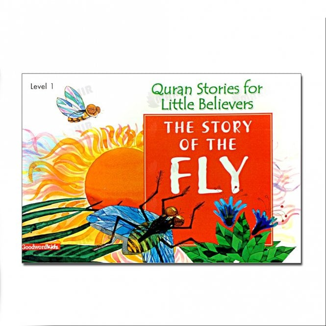 Kids Story Book The Story of the Fly[MLB 867]