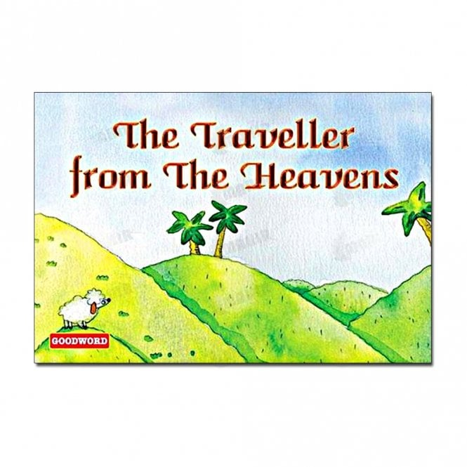 Kids Story Book The Traveller from the Heavens[MLB 852]