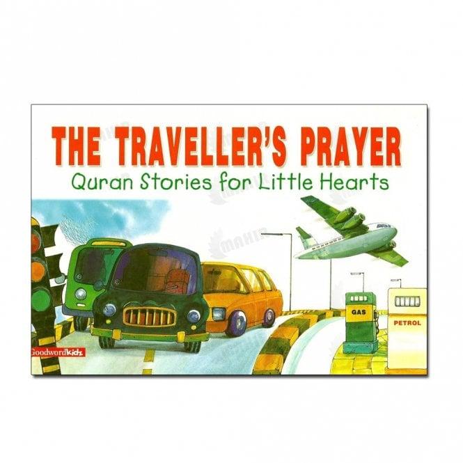Kids Story Book The Traveller's Prayer[MLB 848]