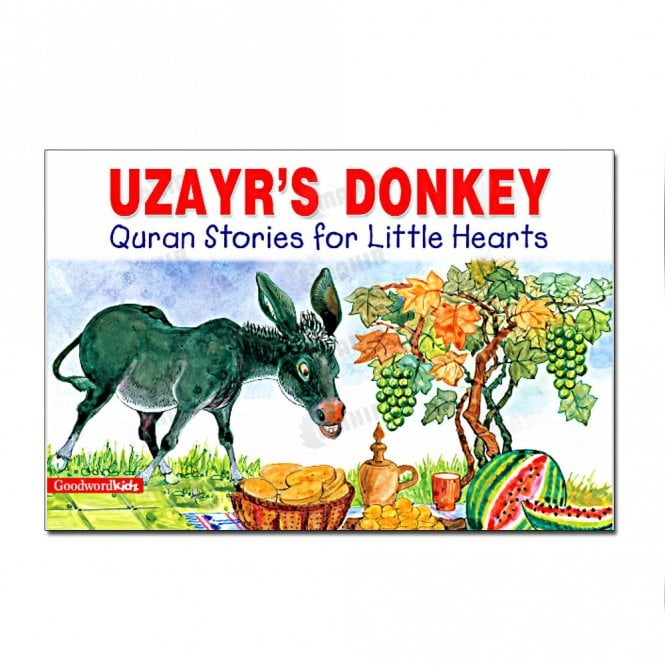 Kids Story Book Uzayr's Donkey[MLB 875]