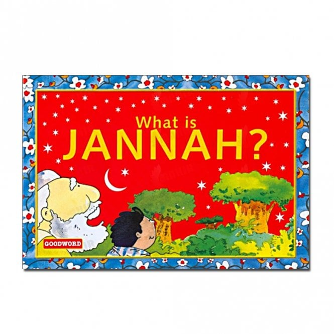 Kids Story Book What is Jannah[MLB 861]