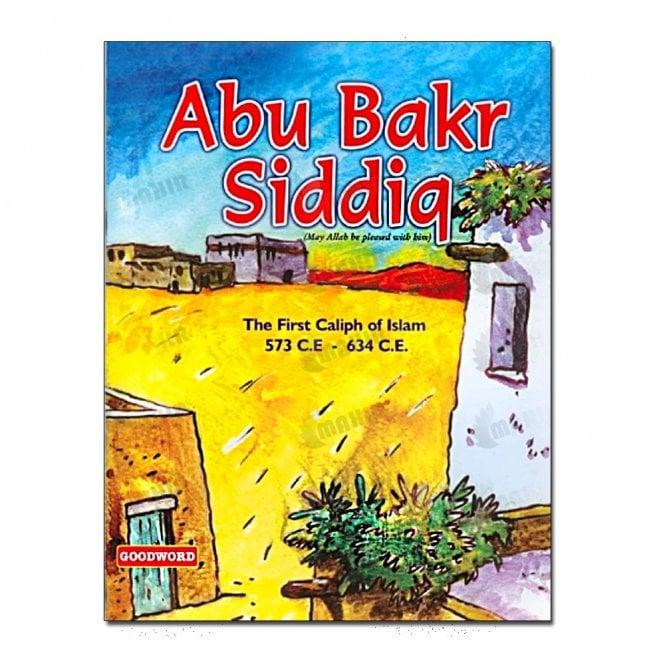 Kids Story Book Abu Bakr Siddiq (Paperback)[MLB 8147]