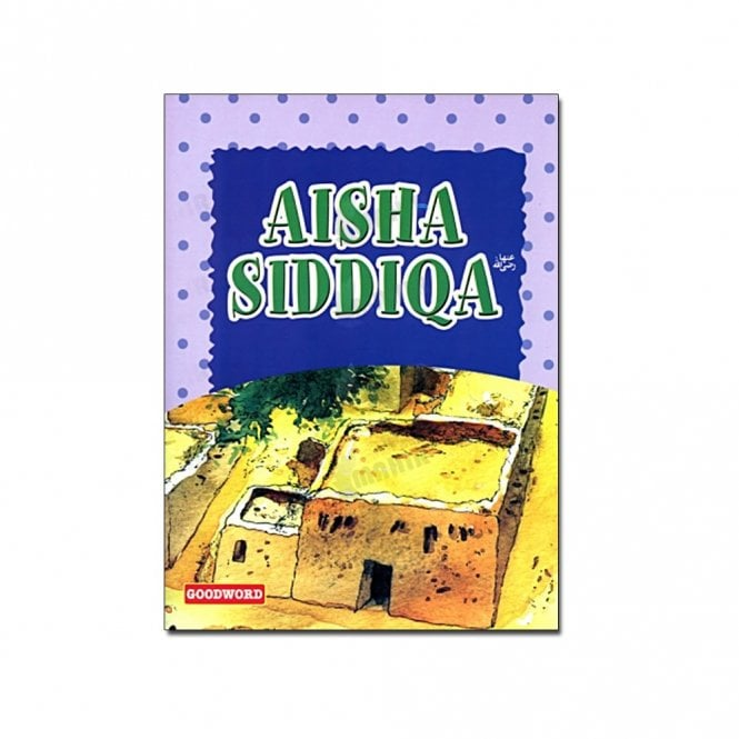 Kids Story Book Aisha Siddiqa[MLB 8172]