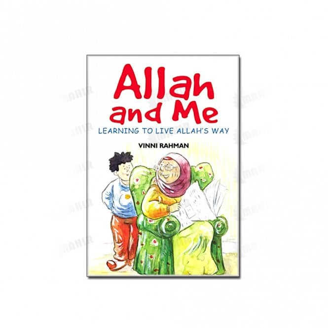 Kids Story Book Allah and Me(Paperback)[MLB 8165]