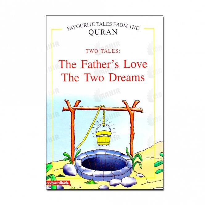 Kids Story Book The Father's Love, The Two Dreams (Two Tales)[MLB 8121]