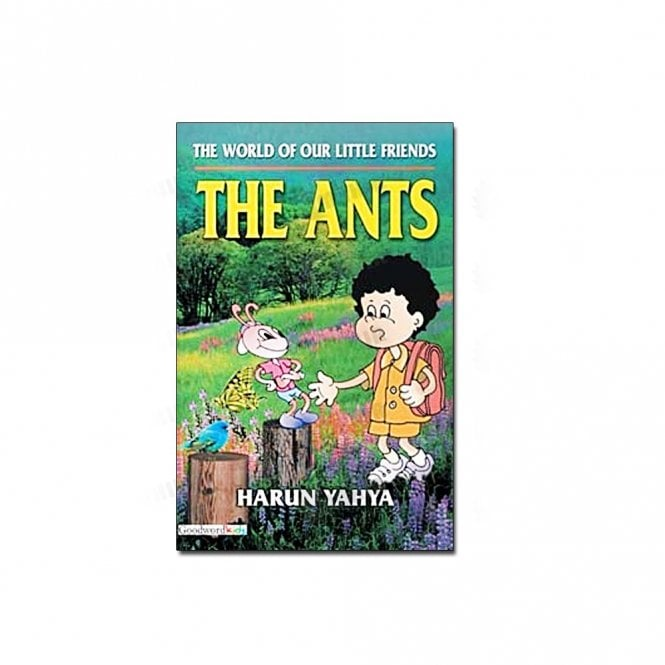 Kids Story Book The World of Our Little Friends, the Ants (Paperback)[MLB 8173]