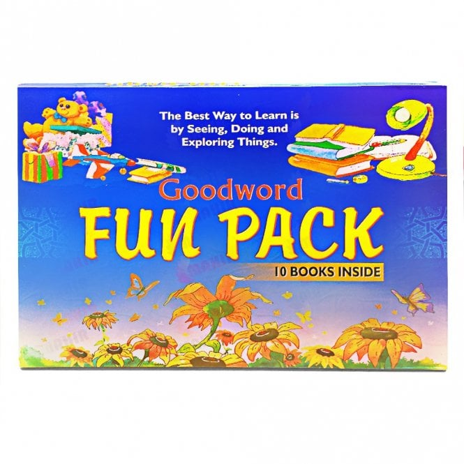 Kids Story Book Goodword Fun Pack (Ten Books )[MLB 898]