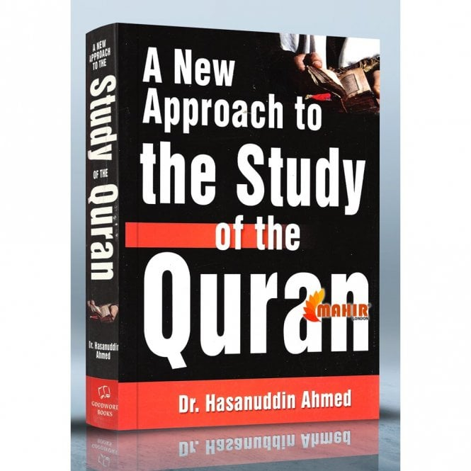 Islamic Books:: New Approach to the Study of the Quran [MLB 81134]