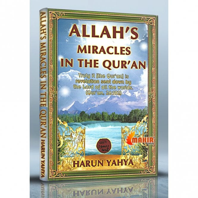 Islamic Books:: Allah's Miracles in the Quran[MLB 8187]