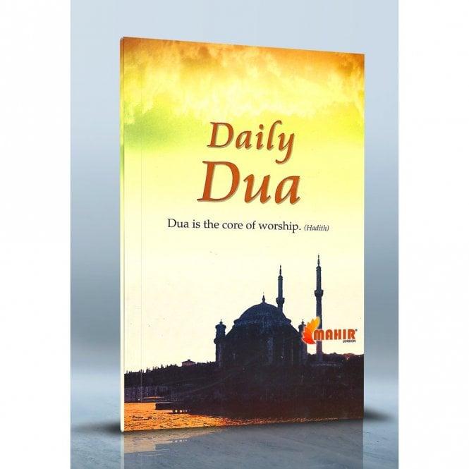 Daily Dua (English-Arabic) [MLB 81105]