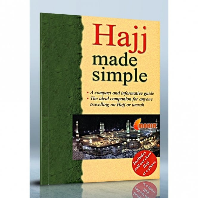 Hajj made simple [MLB 8193]