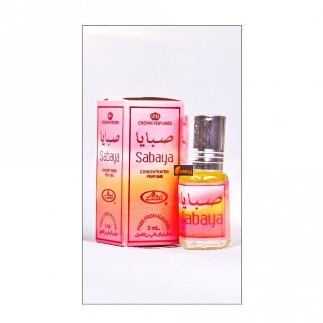 Attar: ML 011318 Sabaya 3ml by AL Rehab