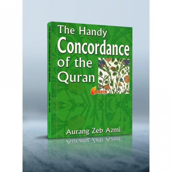 Islamic Books:: Handy Concordance of the Quran [MLB 81147]