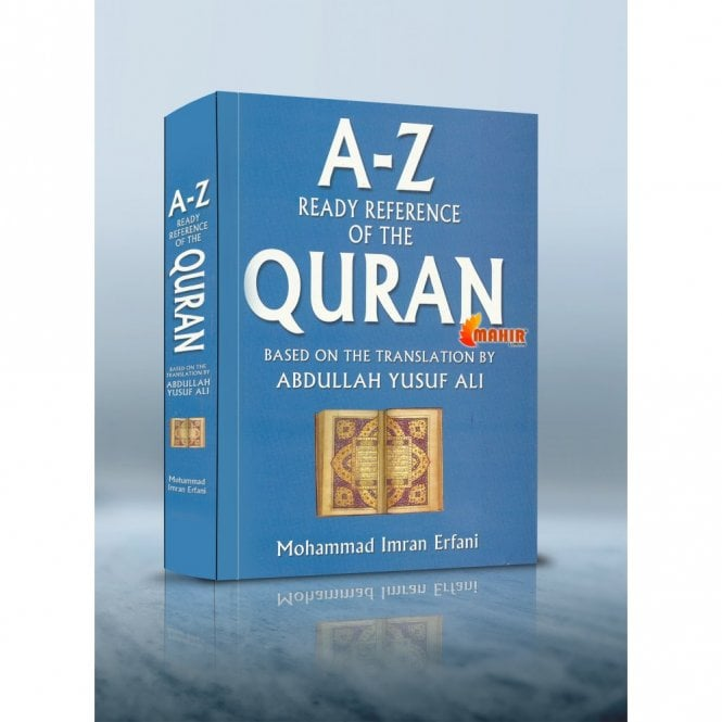 Islamic Books:: A-Z Ready Reference of the Quran [MLB 81158]