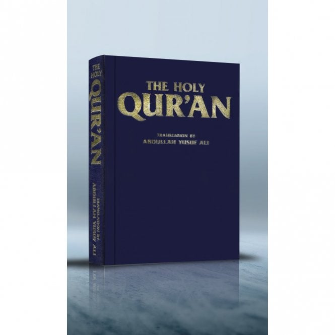 The Holy Quran In English Translation by Abdullah Yusuf Ali [MLB81161]
